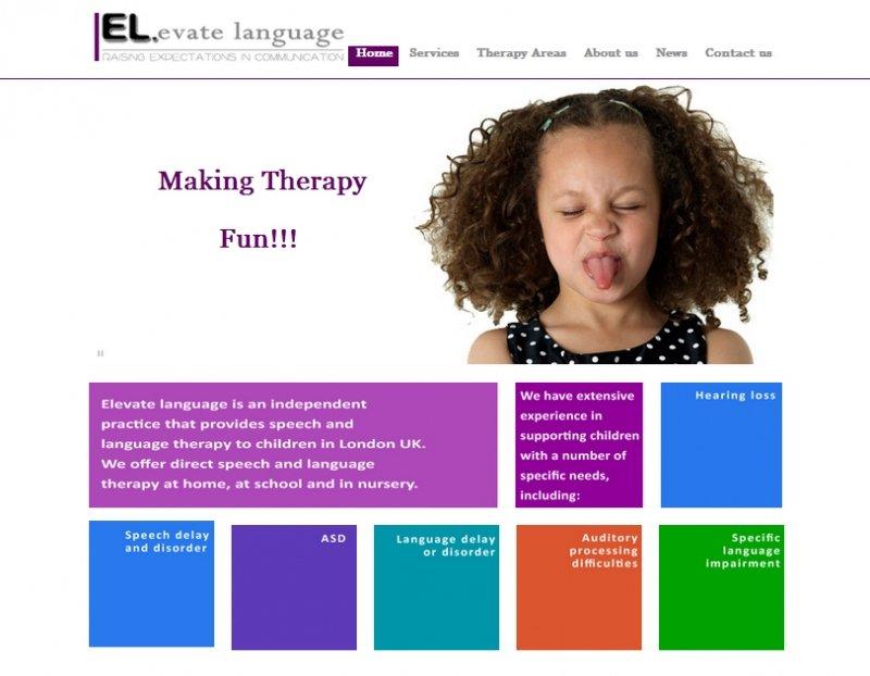 Elevate language