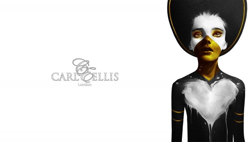 Carl Ellis Pink collection